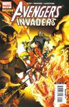 Cover for Avengers/Invaders (Marvel, 2008 series) #1