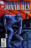 Cover for Jonah Hex (DC, 2006 series) #32