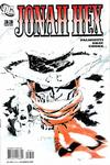 Cover for Jonah Hex (DC, 2006 series) #33