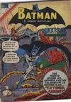 Cover for Batman (Editorial Novaro, 1954 series) #1021
