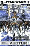 Cover for Star Wars Knights of the Old Republic (Dark Horse, 2006 series) #28
