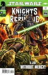 Cover for Star Wars Knights of the Old Republic (Dark Horse, 2006 series) #30