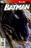 Cover for Batman (DC, 1940 series) #679 [Alex Ross Cover]