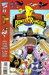 Cover for Saban's Mighty Morphin Power Rangers (Marvel, 1995 series) #2