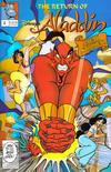 Cover for The Return of Disney's Aladdin (Disney, 1993 series) #2