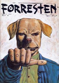Cover Thumbnail for Forresten (Jippi Forlag, 1997 series) #4