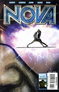 Cover Thumbnail for Nova (Marvel, 2007 series) #13