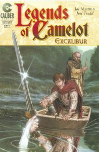 Cover Thumbnail for Legends of Camelot: Excalibur (Caliber Press, 1999 series)