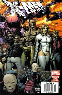 Cover Thumbnail for X-Men: Legacy (Marvel, 2008 series) #210 [Newsstand Edition]
