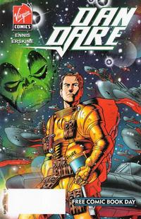 Cover Thumbnail for Free Comic Book Day [Dan Dare / The Stranded] (Virgin, 2008 series)