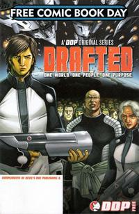 Cover Thumbnail for Drafted Free Comic Book Day Edition (Devil's Due Publishing, 2008 series)