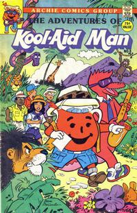 Cover Thumbnail for The Adventures of Kool-Aid Man (Archie, 1987 series) #8