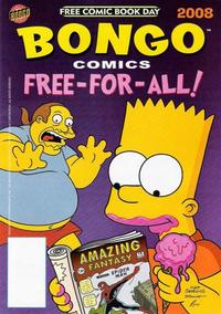 Cover Thumbnail for Bongo Comics (Bongo, 2008 series)