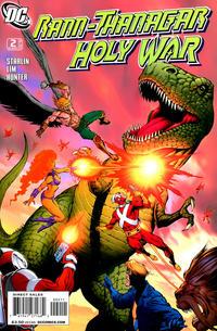 Cover Thumbnail for Rann / Thanagar Holy War (DC, 2008 series) #2