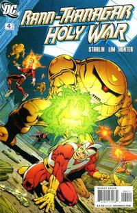 Cover Thumbnail for Rann / Thanagar Holy War (DC, 2008 series) #4