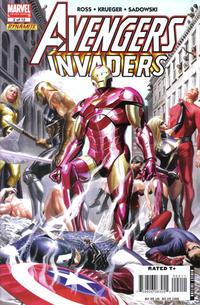 Cover Thumbnail for Avengers/Invaders (Marvel, 2008 series) #2