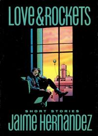 Cover Thumbnail for Love & Rockets: Short Stories (Fantagraphics, 1987 series)
