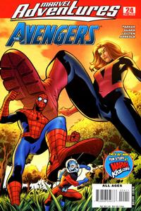 Cover Thumbnail for Marvel Adventures The Avengers (Marvel, 2006 series) #24