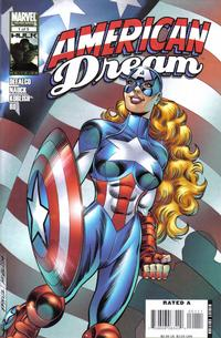 Cover Thumbnail for American Dream (Marvel, 2008 series) #1