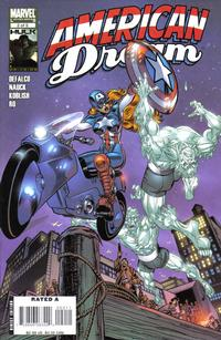 Cover Thumbnail for American Dream (Marvel, 2008 series) #2
