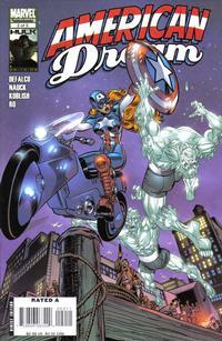 Cover Thumbnail for American Dream (Marvel, 2008 series) #2