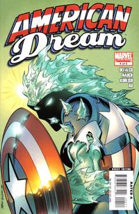 Cover Thumbnail for American Dream (Marvel, 2008 series) #4