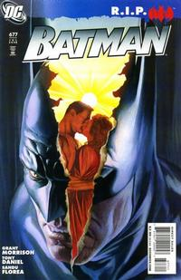 Cover Thumbnail for Batman (DC, 1940 series) #677 [Standard Cover]