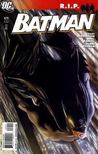 Cover Thumbnail for Batman (DC, 1940 series) #679 [Alex Ross Cover]