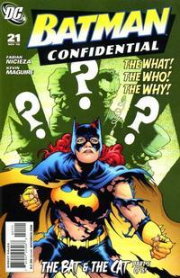 Cover Thumbnail for Batman Confidential (DC, 2007 series) #21