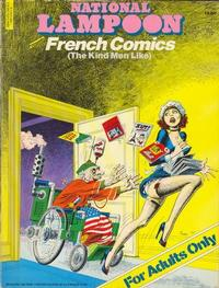 Cover Thumbnail for National Lampoon Presents: French Comics (The Kind Men Like) (21st Century / Heavy Metal / National Lampoon, 1977 series)