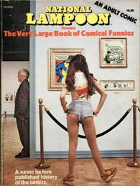 Cover Thumbnail for National Lampoon Presents the Very Large Book of Comical Funnies (21st Century / Heavy Metal / National Lampoon, 1975 series) #[nn]