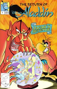 Cover Thumbnail for The Return of Disney's Aladdin (Disney, 1993 series) #1