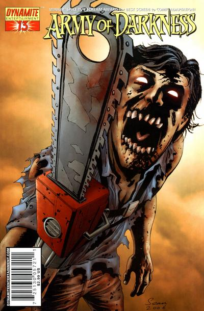 Cover for Army of Darkness (Dynamite Entertainment, 2005 series) #13