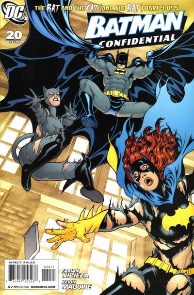 Cover for Batman Confidential (DC, 2007 series) #20