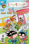 Cover for Tiny Titans (DC, 2008 series) #5