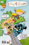 Cover for Tiny Titans (DC, 2008 series) #6