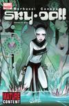 Cover for Sky Doll (Marvel, 2008 series) #2