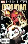 Cover for The Invincible Iron Man (Marvel, 2007 series) #17