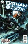 Cover for Batman and the Outsiders (DC, 2007 series) #9