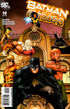 Cover for Batman and the Outsiders (DC, 2007 series) #10