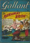 Cover for Gallant (Bell Features, 1951 ? series) #20
