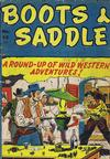 Cover for Boots & Saddle (Bell Features, 1951 series) #32