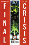 Cover for Final Crisis (DC, 2008 series) #2 [Sliver Cover]