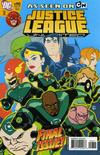 Cover for Justice League Unlimited (DC, 2004 series) #46