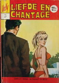 Cover Thumbnail for Vicky (Nooit Gedacht [Nooitgedacht], 1964 series) #67