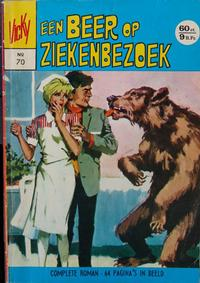 Cover Thumbnail for Vicky (Nooit Gedacht [Nooitgedacht], 1964 series) #70