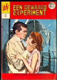 Cover Thumbnail for Vicky (Nooit Gedacht [Nooitgedacht], 1964 series) #99