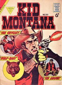 Cover Thumbnail for Kid Montana (L. Miller & Son, 1959 series) #60