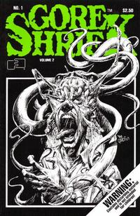 Cover Thumbnail for Gore Shriek (FantaCo Enterprises, 1990 series) #1