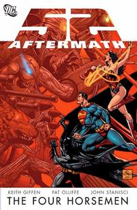 Cover Thumbnail for 52 Aftermath: The Four Horsemen (DC, 2008 series)